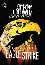 Eagle Strike Graphic Novel da ANTONY Johnston, Anthony HOROWITZ (libro in brossura, 2012