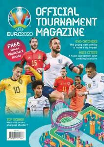 * EURO 2020 OFFICIAL TOURNAMENT MAGAZINE (PUBLISHED MAY 2021) *