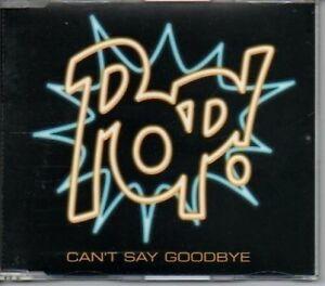 (AC898) Pop!, Can't Say Goodbye - DJ CD