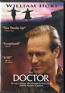 The Doctor DVD William Hurt BRAND NEW