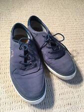 Lacoste - Blue Boat Loafers - Glendon 11 - Size 9