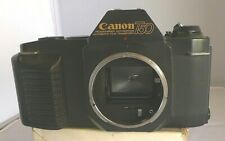 Canon T50 35mm Camera ~ BODY ONLY ~ TESTED ~ A61