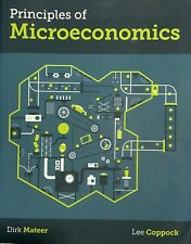Principles of microeconomics - College Textbook