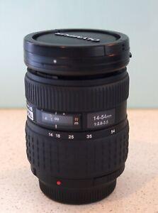 Olympus Zuiko Digital 14-54mm f/2.8-3.5 Lens