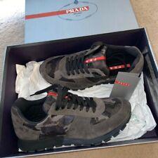 PRADA Suede Men's Trainer for sale | eBay