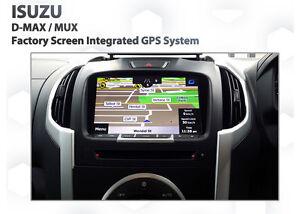 2016 ISUZU D-MAX MU-X LS-U LS-T Sat Nav GPS Navigation audio Upgrade Kit dmax