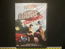 Gang Busters: Vol. 1 - 6 Episodes (DVD, 2008)