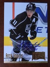 2012-13 FLEER RETRO ANZE KOPITAR AUTOGRAPH RARE AUTO Kings