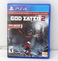God Eater 2 (PS4) All Region - Used