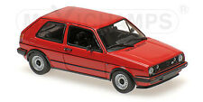"VW Golf II GTI ""Red"" 1985 (Maxichamps 1:43 / 940 054121)"