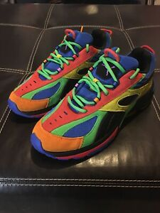 Puma Cell Speed Multi Color Tucan Sneakers Men's Size 10