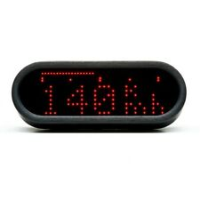Motogadget Motoscope Mini - Digital Speedo - Black