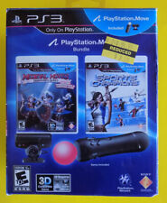Playstation 3 Move Bundle PS3 Sports Champions Camera Controller NEW OPEN BOX