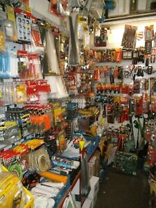 BUSINESS STOCK AND EQUIPMENT (PRICE REDUCED)