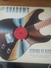 The Shadows - String Of Hits - LP Album Vinyl Record EMC3310 Pop Rock & Roll 70s
