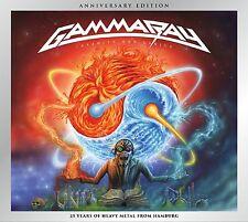 Insanity & Genius [25Th Anniversary Edition] GAMMA RAY 2 CD SET ( FREE SHIPPING)