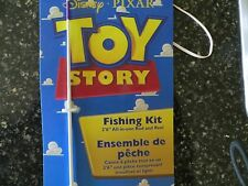 """Shakespeare - Kids 2'6"""" Rod - Toy Story and Cars - Qty 2"""