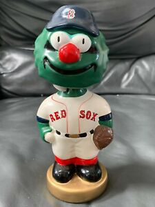 "Boston Red Sox TEI Baseball ""Wally"" Bobblehead NIB"