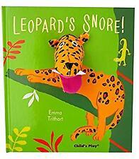 Leopard's Snore (Pardon Me!)