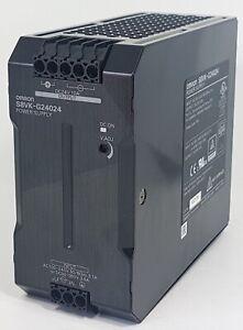 Omron S8VK-G24024 Power Supply Unit Output 24V DC 10A Input 100-240V AC