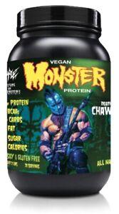 ⚡️Vegan Monster Protein Chocolate Powder 2LB Doyle Misfits Health Organic