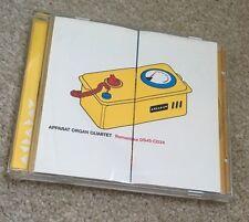 Apparat Organ Quartet – Romantika - CD - Duophonic - 2003