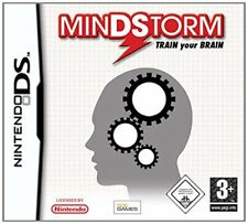 MINDSTORM TRAIN YOUR BRAIN   NINTENDO DS
