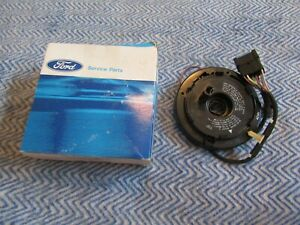 NOS 1992 - 1996 FORD F150 F250 F350 BRONCO STEERING WHEEL AIR BAG CLOCK SPRING