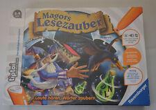 RAVENSBURGER tiptoi® Spiel: MAGORS LESEZAUBER Lesen Schreiben Buchstaben lernen