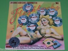 Flashbacks Vol.1 - 20 Rock and Roll - V.A.Larry Williams Johnny & Hurricanes LP