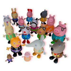 Peppa Pig's Friends Lot + Extras Target Exclusive Fancy Dress Party Figure Set