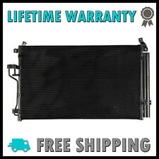 3630 New Condenser For Hyundai Veracruz 2007 - 2012 3.8 V6 Lifetime Warranty