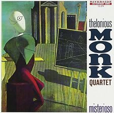 Misterioso by Thelonious Monk Quartet/Thelonious Monk (CD, Oct-2016)