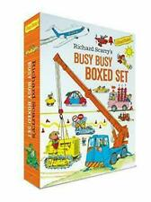 Richard Scarry's Busy Busy Boxed Set #14842