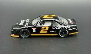 1991 Rusty Wallace #2 Pontiac Excitement Grand Prix 1/64 NASCAR Diecast Racing
