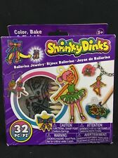 Shrinky Dinks Ballerina Jewelry Activity Set 32 Pieces Earring Hook ColorPencils