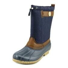 Botas de mujer Tommy Hilfiger de tacón bajo (menos de 2,5 cm) de lona