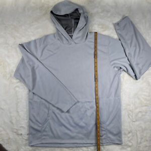 PATAGONIA COMMON THREADS INITIATIVE MEN'S PULLOVER SIZE L - GREY