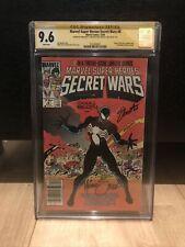 Marvel Super-Heroes Secret Wars #8 Newsstand CGC SS 9.6 (Dec 1984, Marvel)