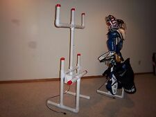 SPORTS EQUIPMENT HOCKEY DRYING RACK TREE with FREE attachment