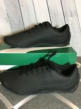 54c51da22af PUMA Drift Cat Ultra Reflective Men s Shoes Men Low Boot Sport Classics  Black 10.5