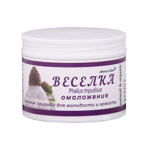 VESELKA  Cream Anti-Age natural mashroom