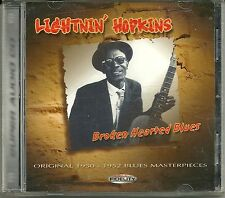 Hopkins, Lightnin Broken Hearted Blues SACD audio Fidelity AFZ 010 RAR programmazione a oggetti