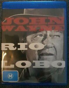 Rio Lobo (Blu-ray, 2011)