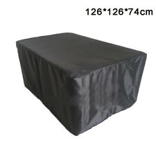Outdoor Waterproof Garden Patio Furniture Rain Snow UV Cover Table Chair Square