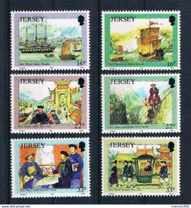 Jersey 1992 Mi. 568/73 ** postfrisch