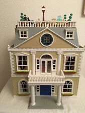Sylvanian Families Grand Hotel Fully Furnished & Decorated 32 Figures & Box