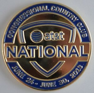 2013 AT&T NATIONAL Military Challenge COIN