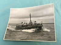 FOTO ORIGINALE IN B/N DELLA R.N.L.B. ELIZABETH RIPPON ANNI '50 VINTAGE