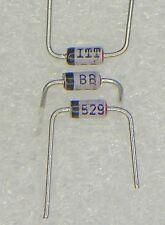 20 Stück  BB529  Kapazitätsdioden Kapazitätsdiode Varaktor - bedrahtet - VHF